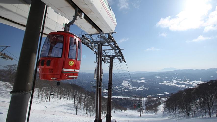 *周辺スキー場まで車で約5分~25分★
