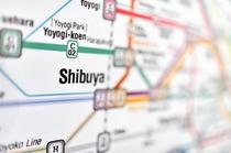 渋谷からわずか1駅!最寄りの駅は【東急田園都市線 池尻大橋駅】です