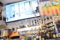 1階レストランではピッツァヨーロ(Pizzaiolo)が作るイタリアンピッツァをご提供、地域の方にも