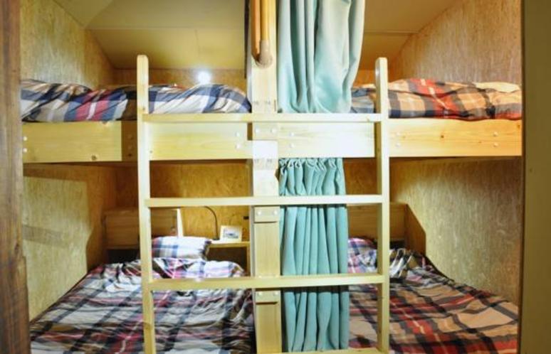 2階4人部屋