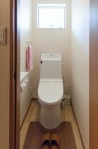 トイレ 男女各2箇所あります