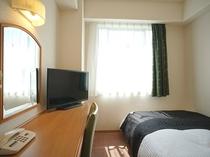 【西館】シングル11平米/120cm幅ベッド1台