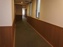 西館廊下 2F