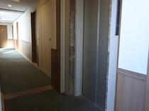 西館EVホール 7F