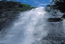 ■行縢の滝■
