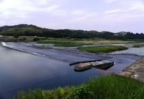 ■岩熊井堰■