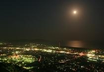 ■愛宕山から夜景■