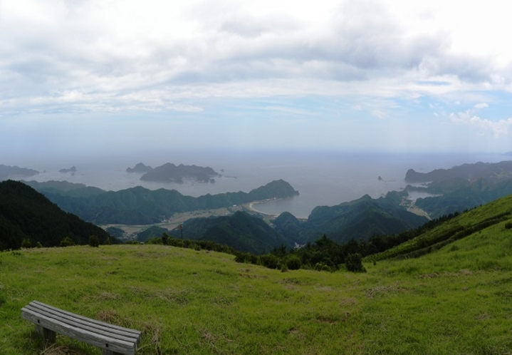 ■鏡山からのパノラマ■