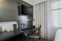 ダブルベッド2台 ゲストルーム
