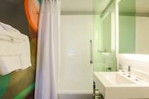 バスタブ付のバスルーム例