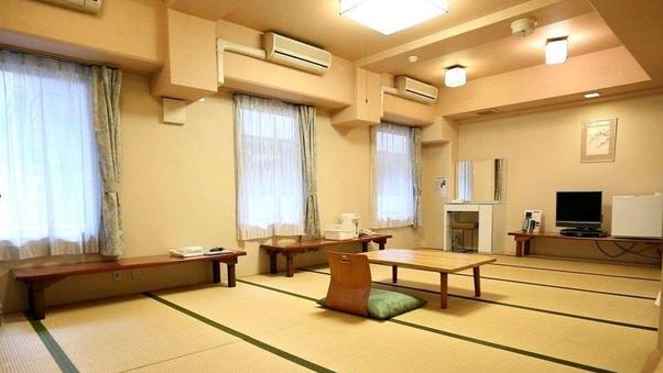 男性限定◇禁煙・バストイレ無◇和室15畳