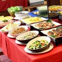 ご朝食 オープン6:30~9:00(9:15 クローズ)