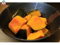 ~かぼちゃレモン煮~