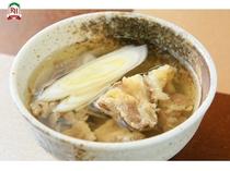 ◇大阪の郷土料理◇ ~肉吸い~