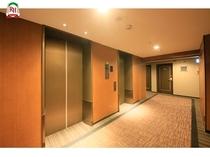 ~各階エレベーター前共用部~