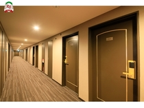 ~各階客室前廊下~