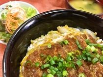 お手頃:ご夕食≪ルームサービス≫カツ丼