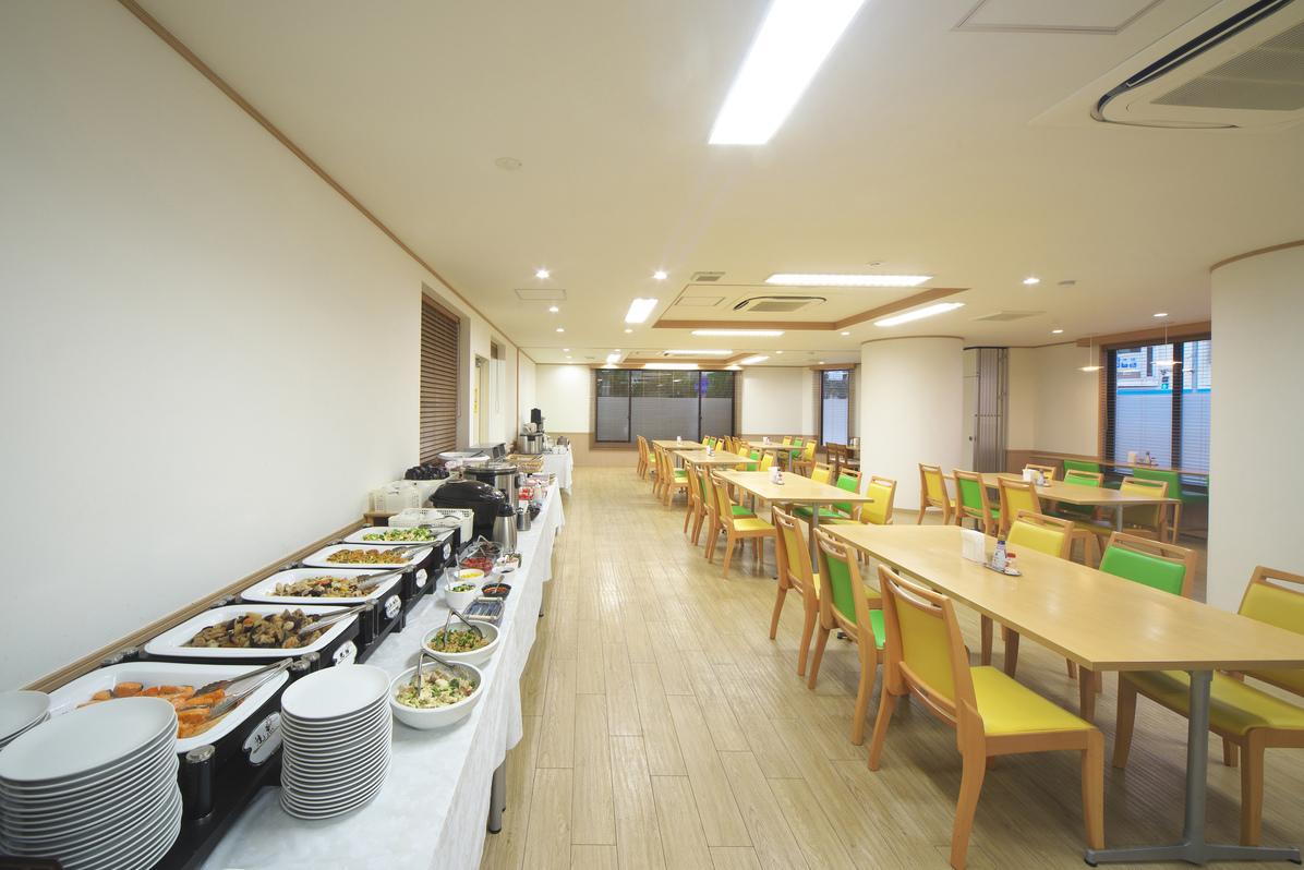 ホテル食堂 2