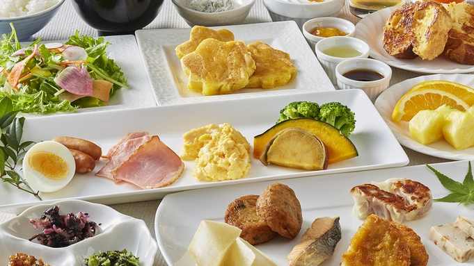 【LuxuryDaysポイント10倍】25階レストランの朝食付特別プラン(朝食付)