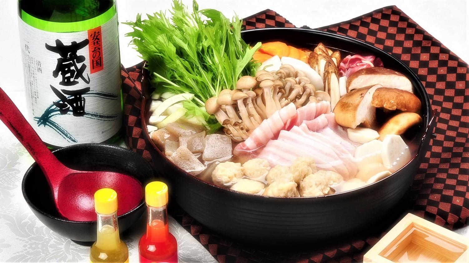【朝食Buffetメニュー イメージ(和)】