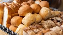 【朝食Buffetメニュー パン】