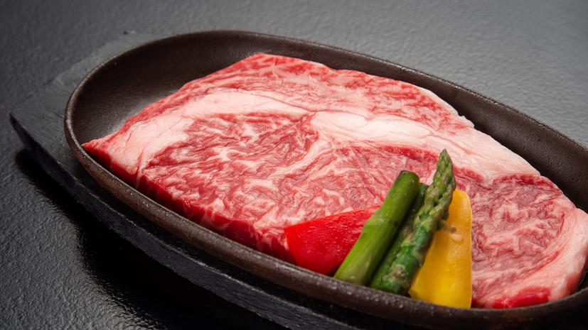 *【夕食/別注】牛ステーキ