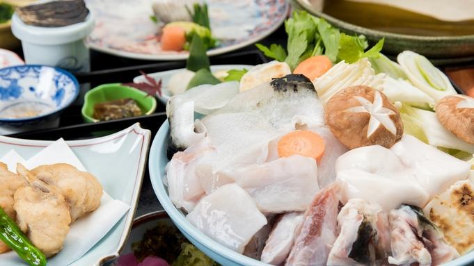 【期間限定冬グルメ】三重ブランド「安乗ふぐ」をてっさ、鍋、唐揚げで満喫!「安乗ふぐ会席」