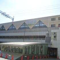 薬院駅(西鉄天神大牟田線・地下鉄七隈線)【当ホテルより徒歩約2分】