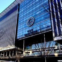 博多駅【当ホテルより所要時間約15分】ホテルより最寄のバス停「薬院駅前」にて乗車→「博多駅」にて下車