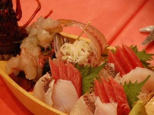 【グレードUP】伊豆の名産を地元価格で食す!「伊豆産伊勢エビ料理付」洋食フルコース「カップル」