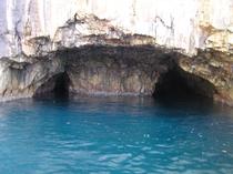 青の洞窟①