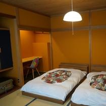 ベッド和室8畳