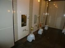 3階大浴場洗い場