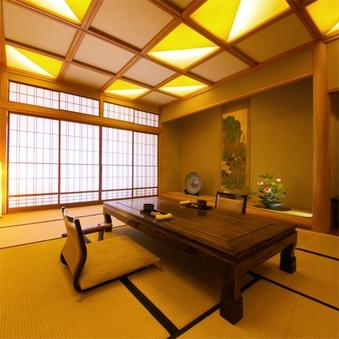 ◆黎明の棟/和室二間◆和室12.5帖+和室6帖