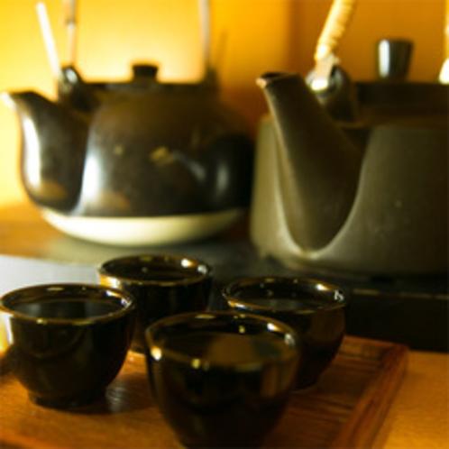 ◆大浴場_薬草茶◆