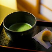 ◆抹茶サービス◆