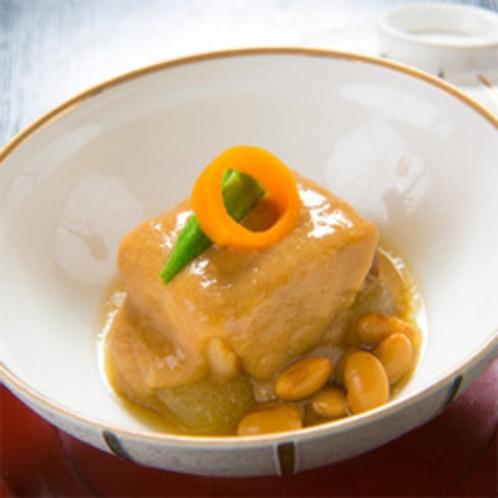 ◆薩摩黒豚やわらか煮◆