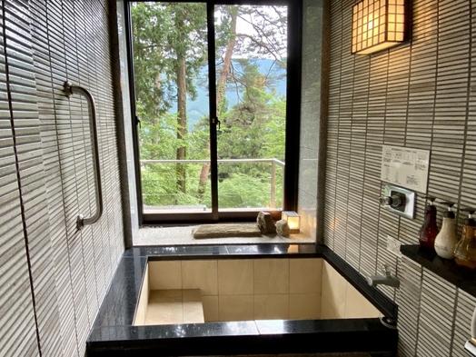 【基本プラン】景山荘 飛騨の山並みを眺めながら温泉を楽しむお部屋