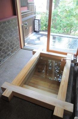 【基本プラン】格別の名室 貴賓室「春慶荘」で昭和初期の贅を慈しむ—別館 露天風呂付 特別室−