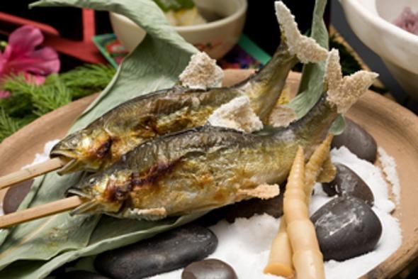 季節の海の幸を味わう特別会席プラン(美味しいものを少しずつ味わうお献立)