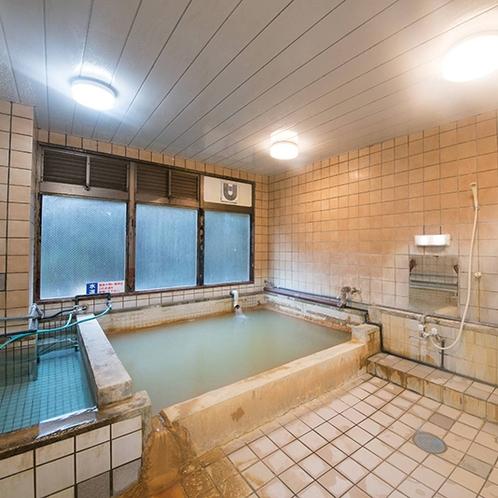 天然温泉・大浴場