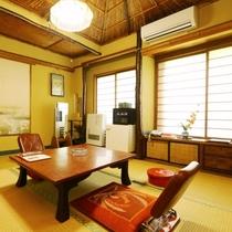 ☆客室_和室6畳_花園 (3)