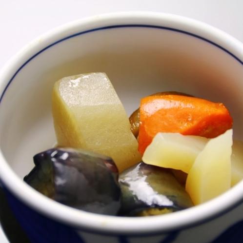 ☆料理_朝食_煮物