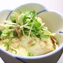 ☆料理_朝食_豆腐
