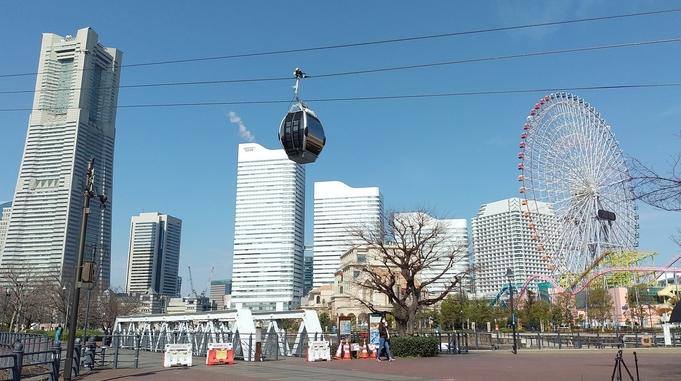 【横浜アドベンチャー】陸・海・空!で横浜を楽しむ・YOKOHAMA AIR CABIN他 チケット付