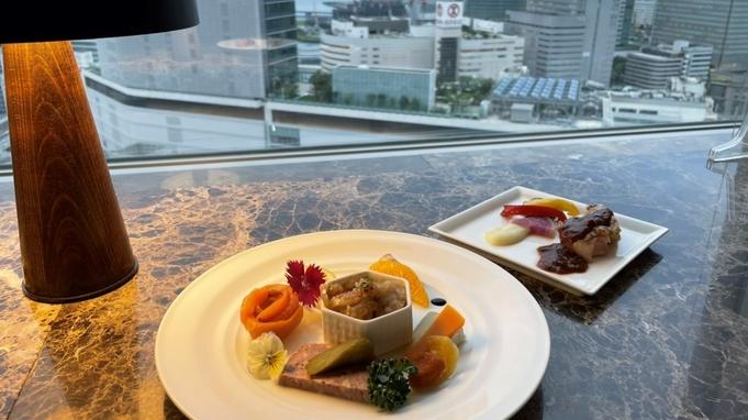 【おためしクラブフロア】シェラトンクラブ エクスペリエンス・26階のラウンジから横浜パノラマビュー