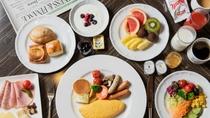 オールデイブッフェ「コンパス」ご朝食