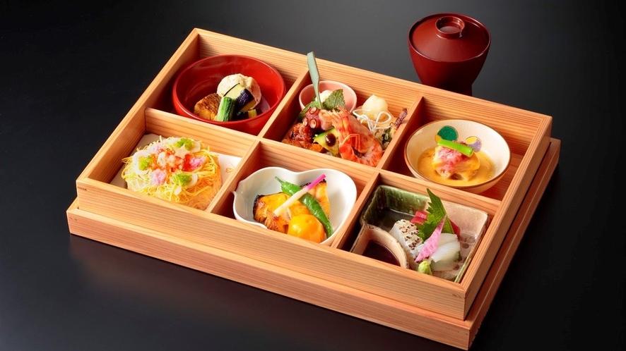 日本料理「木の花」ルームサービス