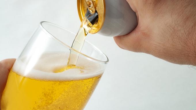【おつまみ付プラン】■■■■パーソンへ!◆缶ビール&おつまみ付◆/無料駐車場&Wi-Fi完備