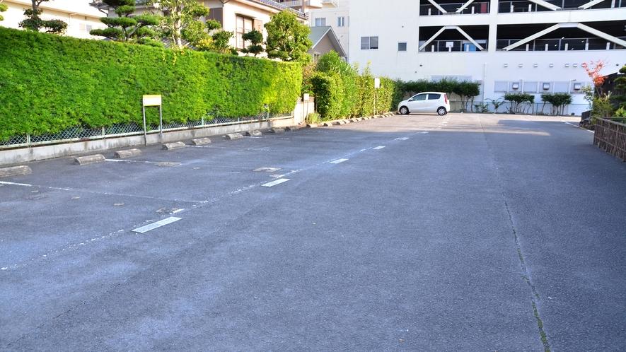 【無料駐車場完備】全90台駐車可能